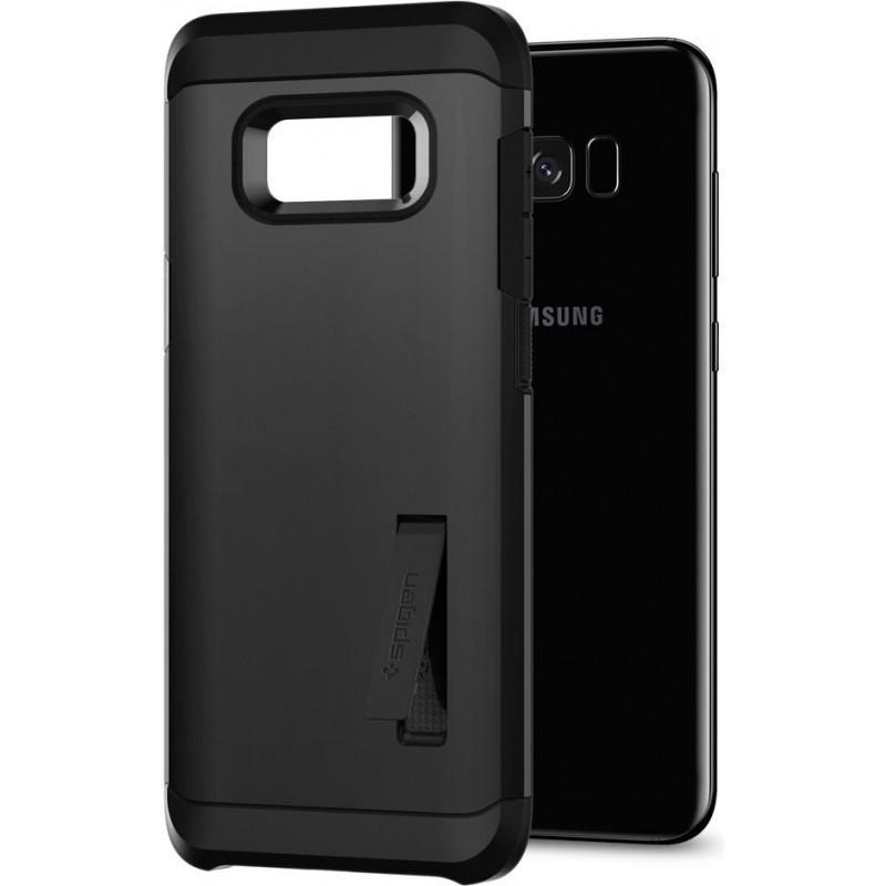best cheap 0a28c 2453e Spigen Galaxy S8 Plus Case Tough Armor Black