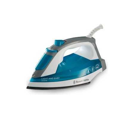 Russell Hobbs 23590-56 iron Dry & Steam iron Blue,White 2400 W, Ironing, Best Buy Cyprus, Steam Irons