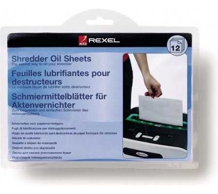Rexel Shredder Oil Sheets (12), Office Machines, Best Buy Cyprus, Shredders, REX-2101948 Rexel,  bestbuycyprus, best buy