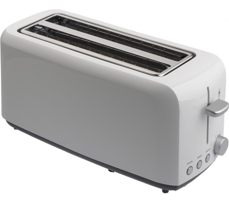 Morphy Richards 980251 4 Slice Long Toaster White, Small Appliances, Best Buy Cyprus, Toasters & Toaster Ovens, 980251 Morphy