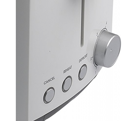 Morphy Richards 980251 4 Slice Long Toaster White,  #bestbuycyprus, 4 Slice long slot. Variable browing control. Cance, defrost