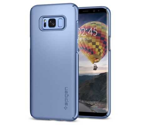 Spigen Galaxy S8 Plus Case Thin Fit Blue Coral, Phones & Wearables, Best Buy Cyprus, Phone Cases, 571CS21677 SPIGEN,