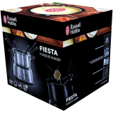 Russell Hobbs Fiesta Fondue 2L 6 person, Small Appliances, Best Buy Cyprus, Multi-Cookers, 22560-56 Russell Hobbs