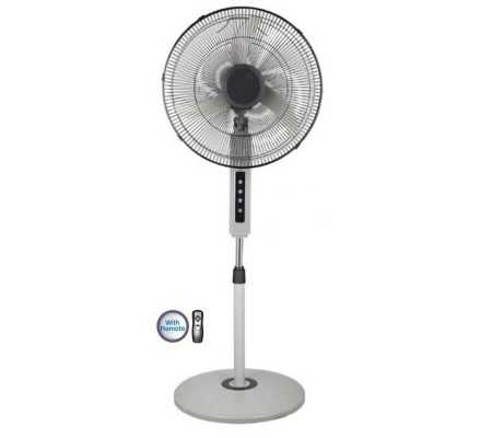 "OTTO Freestanding Fan 20"" FS-50RC White with remote, Best Buy Cyprus, Fans"