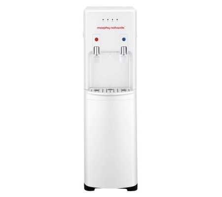 Morphy Richards Freestanding Easy Load Water Dispenser 450005 White, Refrigerators, Best Buy Cyprus, Water Dispensers, 450005