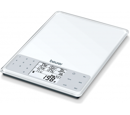 Beurer DS 61 nutritional analysis scale, Small Appliances, Best Buy Cyprus, Kitchen Scales, DS 61 Beurer,  bestbuycyprus, best