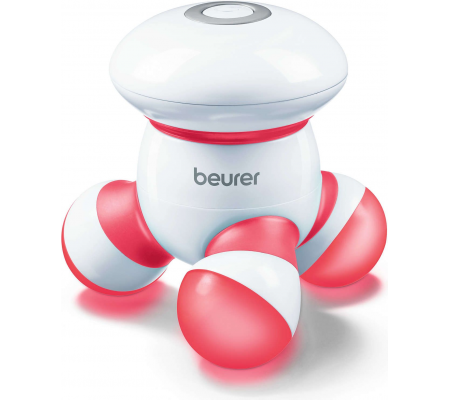 Beurer MG 16 Massage-To-Go Red, Wellbeing, Best Buy Cyprus, Massagers, MG16 Beurer,  bestbuycyprus, best buy cyprus, trusted