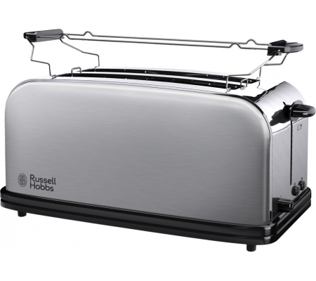 Russell Hobbs Adventure 23610-56 4 slice toaster Stainless steel, Small Appliances, Best Buy Cyprus, Toasters & Toaster Ovens