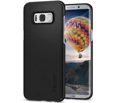 Spigen Galaxy S8 Plus Case Thin Fit Black, Phones & Wearables, Best Buy Cyprus, Phone Cases, 571CS21676 SPIGEN,  bestbuycyprus