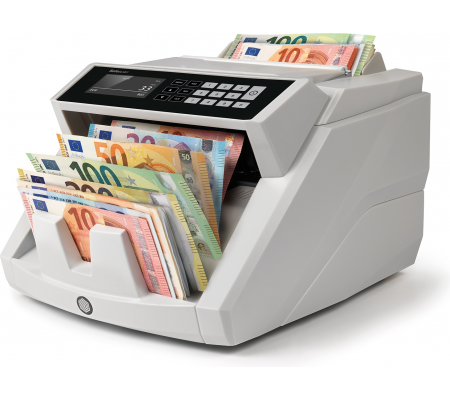 Safescan 2465-s Banknote Value Counter