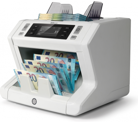 Safescan 2610 Banknote Counter, Time & Money Handling, Best Buy Cyprus, Banknote Counters, Safescan2610 Safescan,