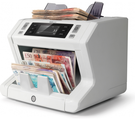 Safescan 2685-S Banknote Counter, Time & Money Handling, Best Buy Cyprus, Banknote Counters, Safescan2685-S Safescan,