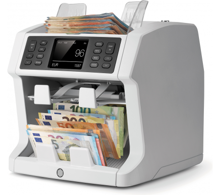 Safescan 2985-SX Banknote Counter & Sorter, Time & Money Handling, Best Buy Cyprus, Banknote Counters, Safescan2985-SX