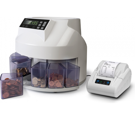 Safescan 1250 Coin Counter & Sorter, Time & Money Handling, Best Buy Cyprus, Coin Counters and Sorters, Safescan1250 Safescan,