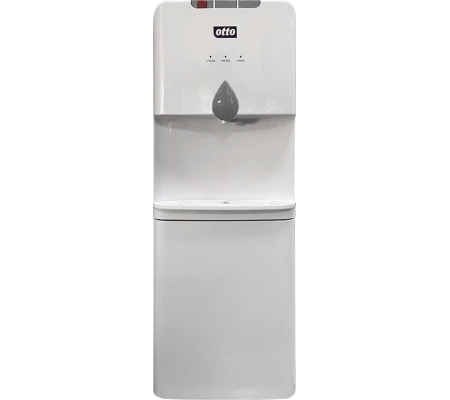 OTTO Freestanding Water Dispenser LWYR19 White, Refrigeration, Best Buy Cyprus, Water Coolers, LWYR19 #Otto #bestbuycyprus