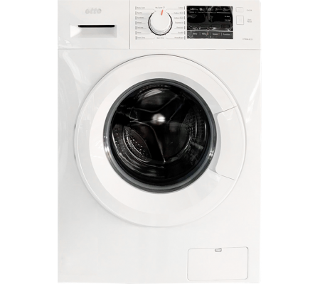 Otto Freestanding Washing Machine 8kg White A+++, Laundry, Best Buy Cyprus, Freestanding Washing Machines, OTWM-81200 Otto