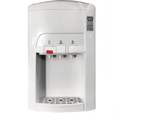Otto OT-TWYR11 Table Top Water Dispenser, Refrigerators, Best Buy Cyprus, Water Dispensers, OT-TWYR11 Otto