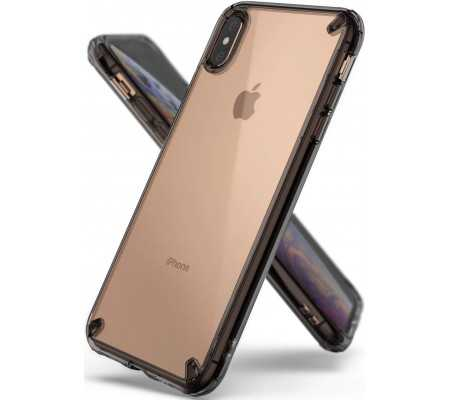 Ringke Fusion iPhone XS Max 6.5 Smoke Black, Phones & Wearables, Best Buy Cyprus, Phone Cases, RGK744SMOK RINGKE,