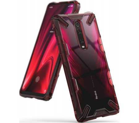 Ringke Fusion-X Xiaomi Mi 9T/Redmi K20 Ruby Red, Phones & Wearables, Best Buy Cyprus, Phone Cases, RGK930RED #Ringke