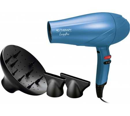 GA.MA Leggero Ozone Ion 4D hair dryer 2400 W, Health & wellbeing, Best Buy Cyprus, Hair Dryers, A21.LEGGEROION.4D GA.MA,