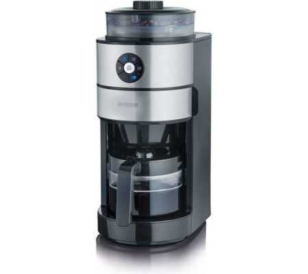 Severin KA 4811 coffee maker with grinder, Small Appliances, Best Buy Cyprus, Coffee Grinders, KA 4811 Severin,  bestbuycyprus