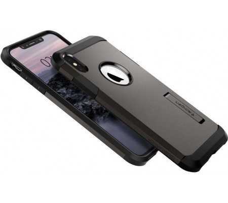 Spigen iPhone XS Max Case Tough Armor Gunmetal, Phones & Wearables, Best Buy Cyprus, Phone Cases, 065CS25131 #SPIGEN