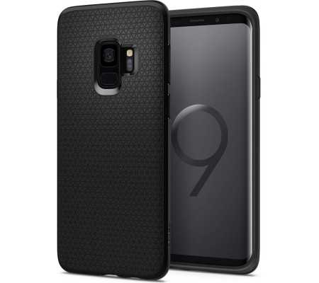 Spigen Galaxy S9 Case Liquid Air Cover Black
