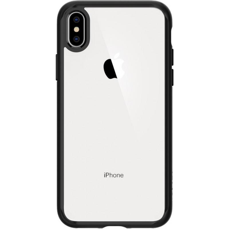Spigen iPhone XS Max Case Ultra Hybrid Black, #bestbuycyprus