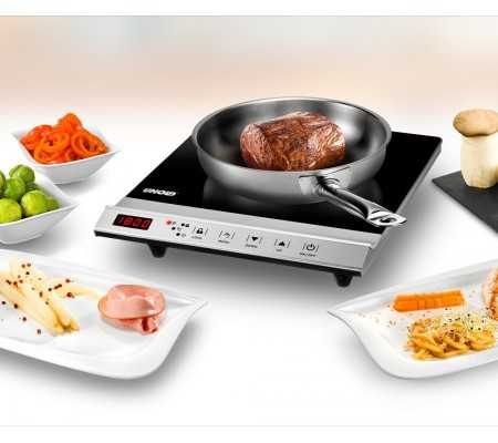 Unold 58255 Induction Cooker Single Pro, Cooking, Best Buy Cyprus, Built-in Hobs, 58255 #Unold #bestbuycyprus